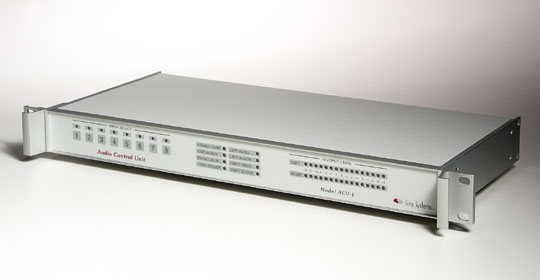 ACU-1 Audio Control Unit