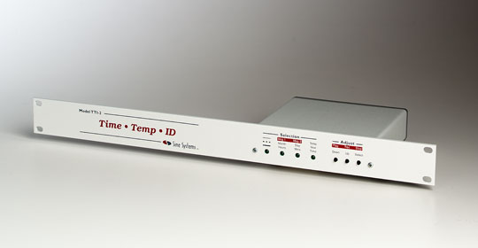 TTI-2 Time/Temp/ID Announcer